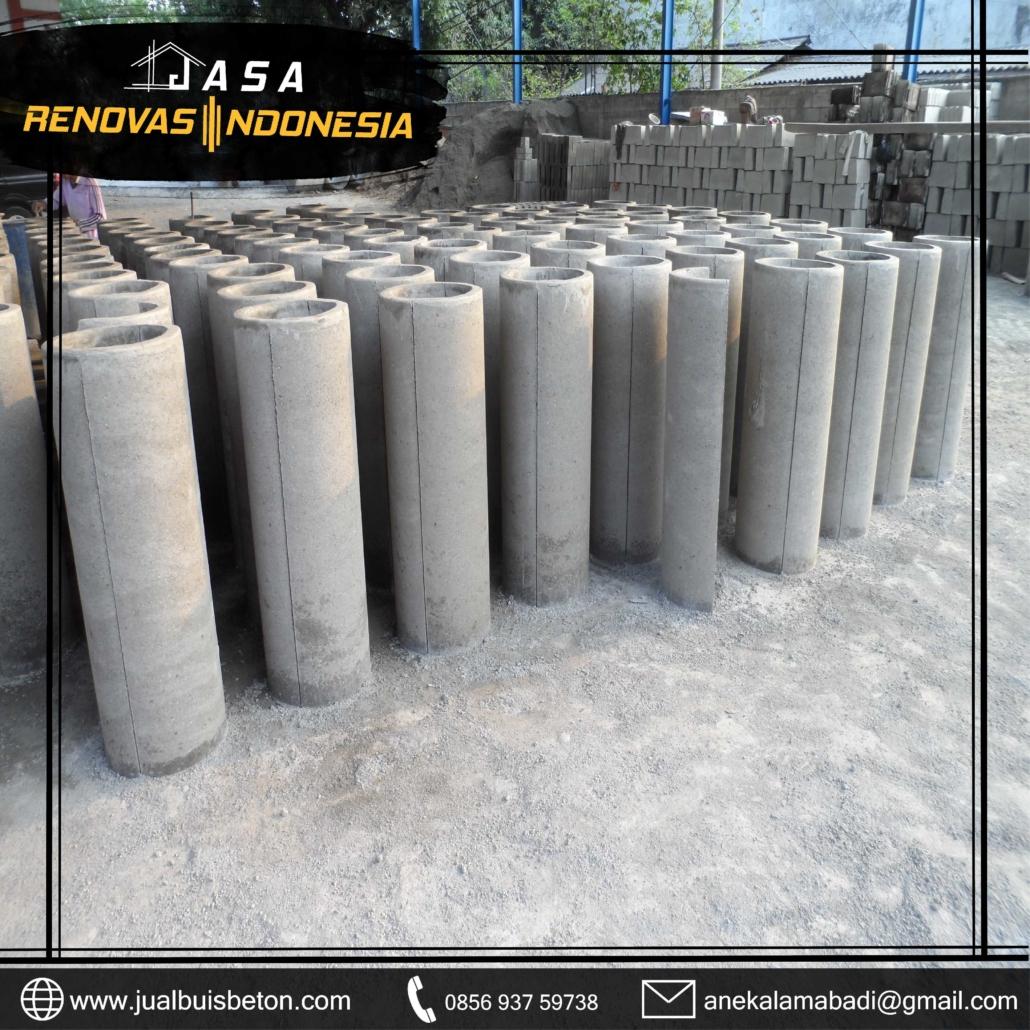 jual buis beton dan sumur resapan