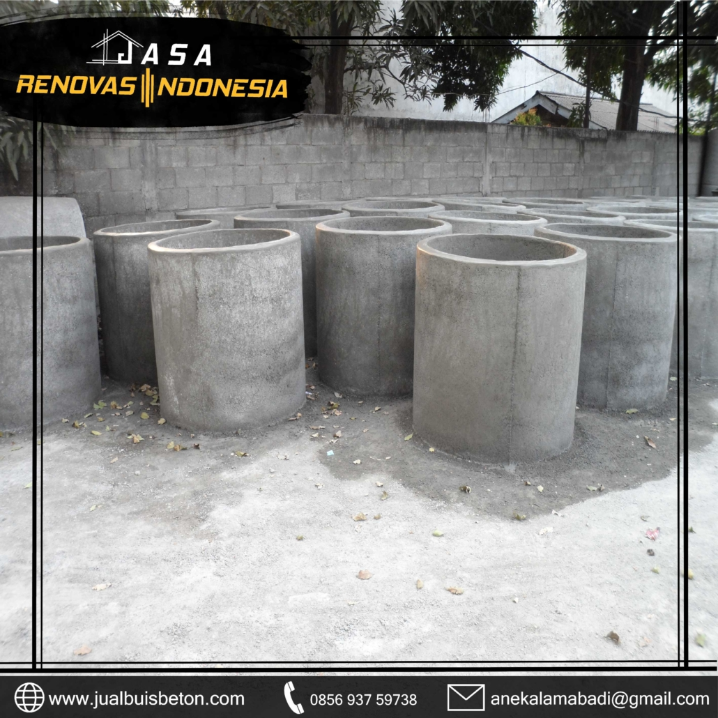 jual buis beton dan pipa beton