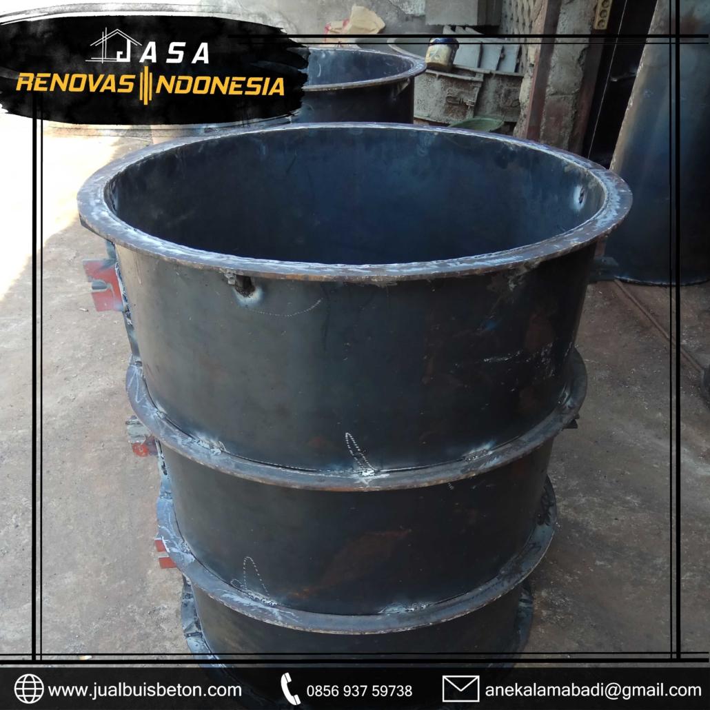 moulding pencetak beton