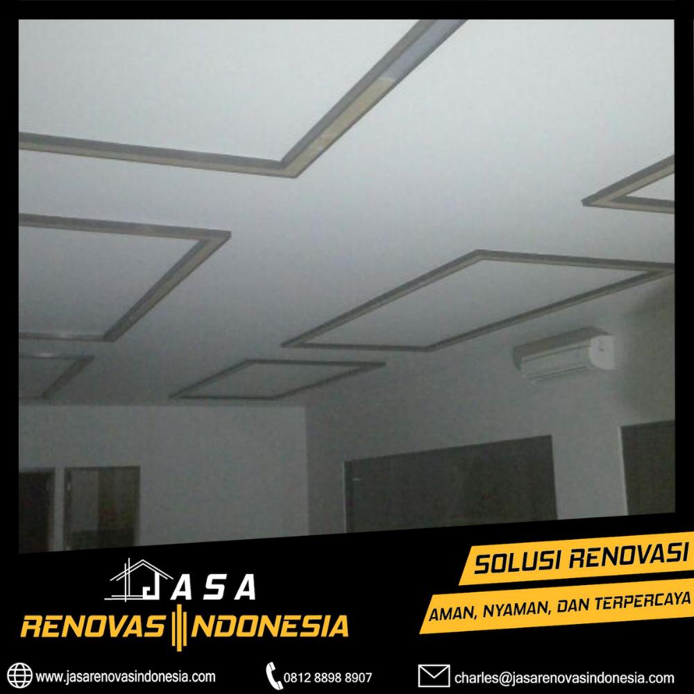 jasa pemasangan plafon indonesia